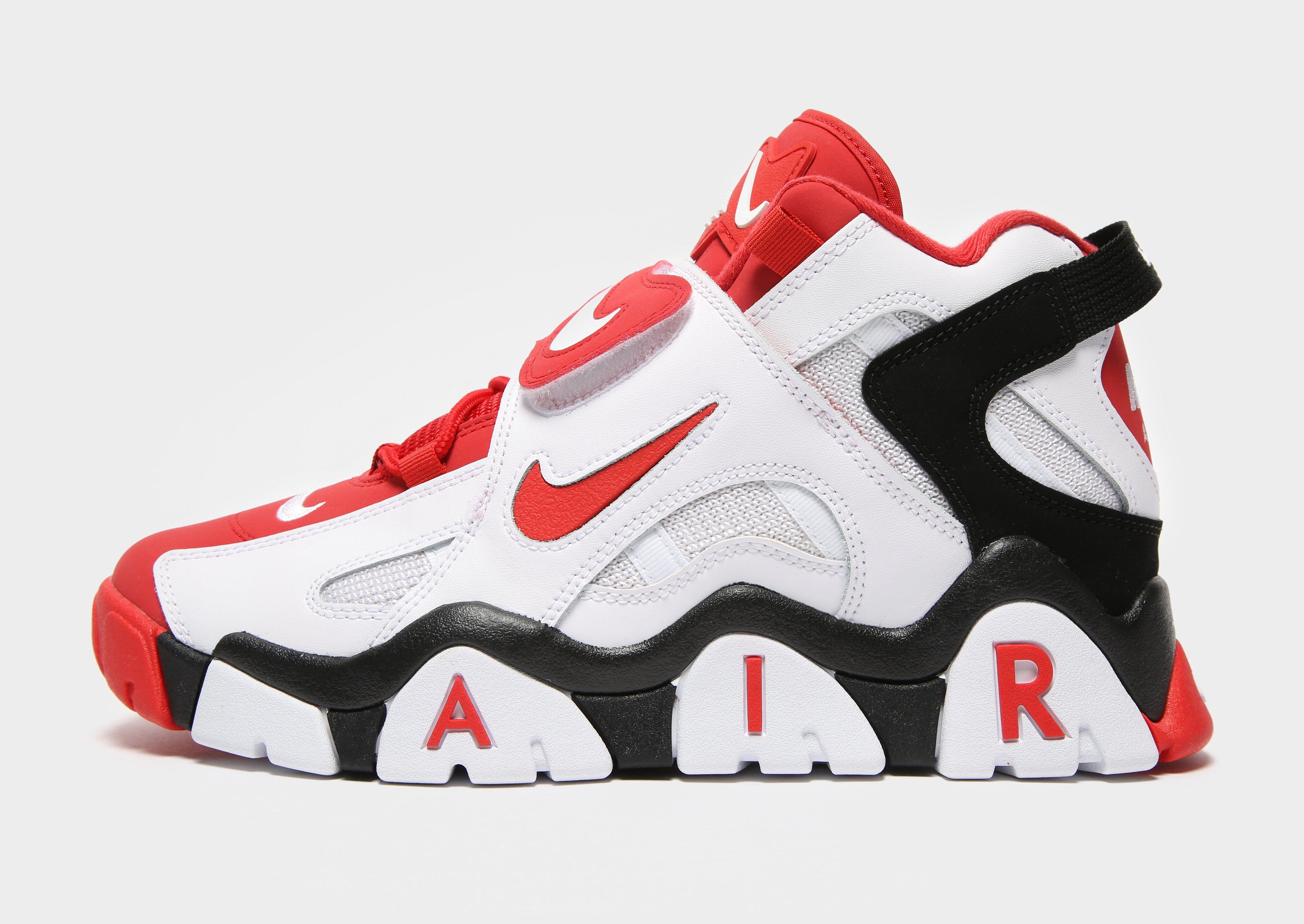 Nike Air Barrage Mid | JD Sports