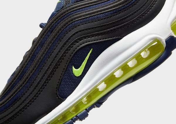 Shoppa Nike Air Max 97 Junior i en Svart färg | JD Sports