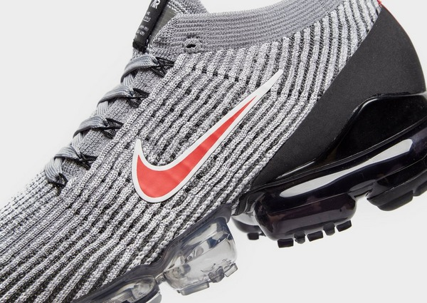 Shop den Nike Air VaporMax Flyknit 3 in Grau