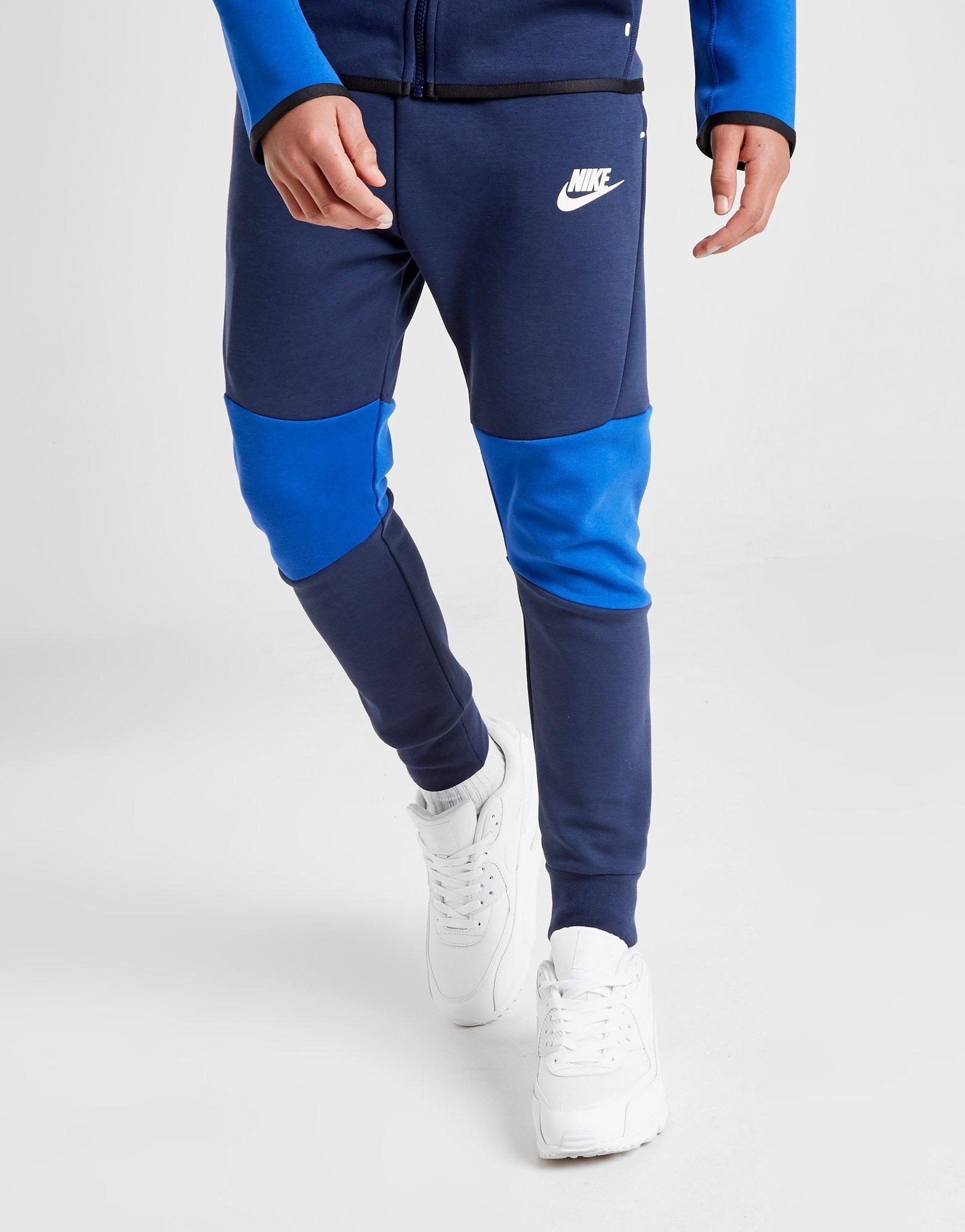 Pantalon de survêtement Nike Tech Fleece pour homme Bicolore
