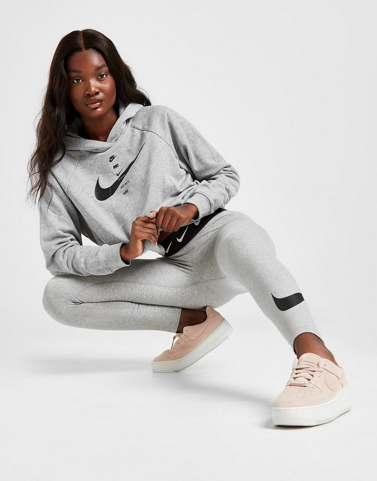 Nike High Waisted Single Swoosh Leggings