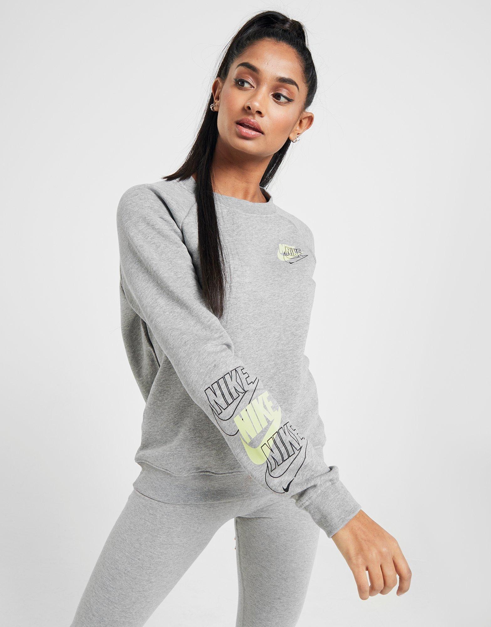 Nike Sweat shirt à capuche Double Futura Femme   JD Sports
