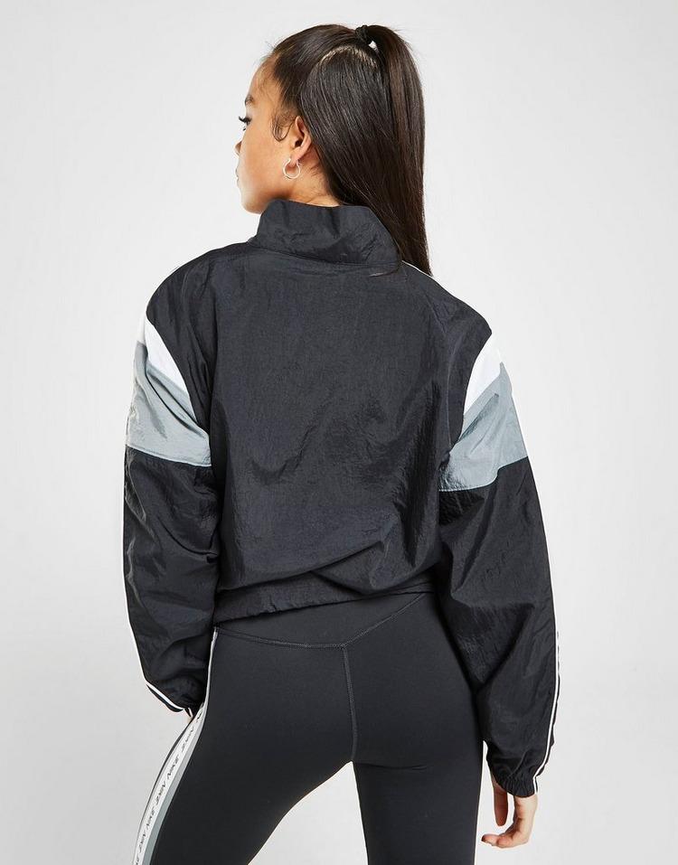Shoppa Nike Heritage Jacka Dam i en Svart färg | JD Sports