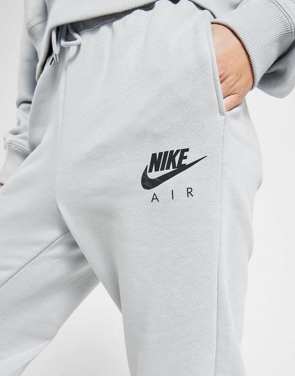 Shop den Nike Air Fleece Jogginghose Damen in Grau | JD Sports