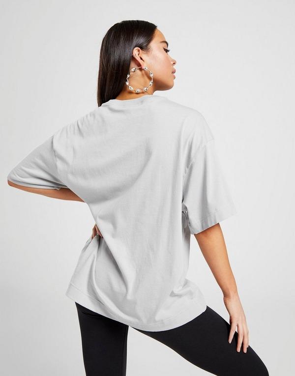 Shop den Nike Air Boyfriend T-Shirt Damen in Grau | JD Sports