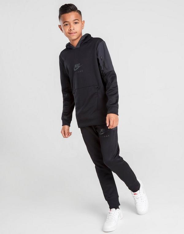 Osta Nike Air Max housut Juniorit Musta | JD Sports