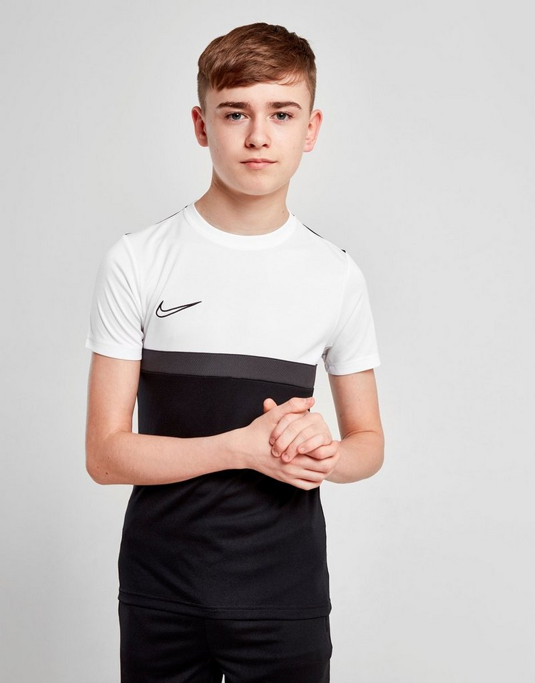 Nike Academy Colour Block T-Shirt Junior