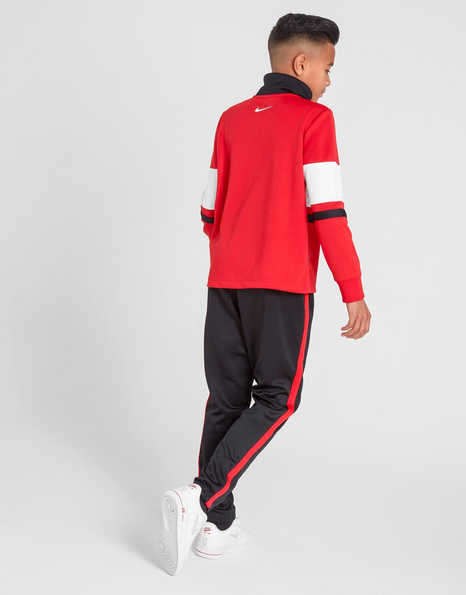 Buy Red Nike Air Tracksuit Junior   JD