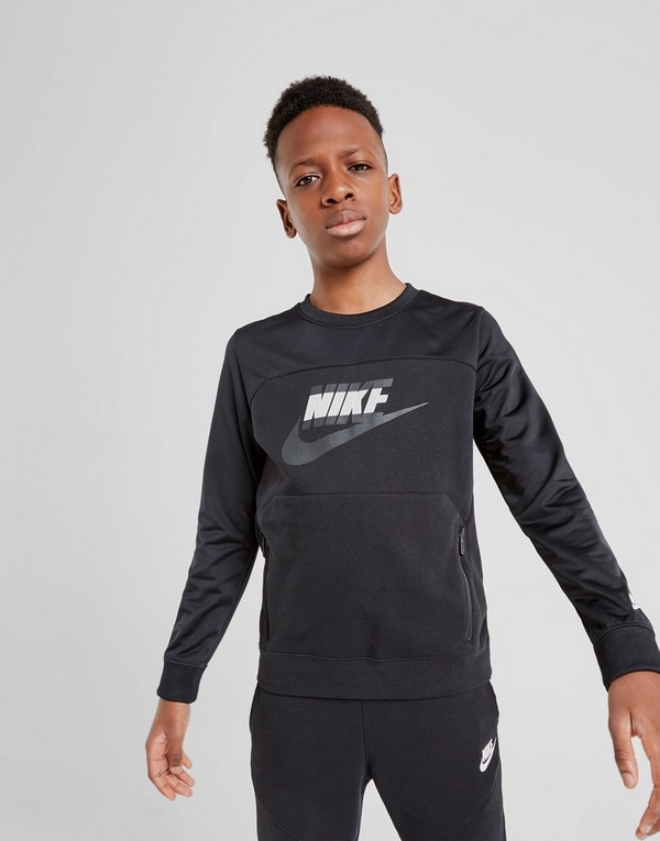 Nike Hybrid Crew Sweatshirt Junior
