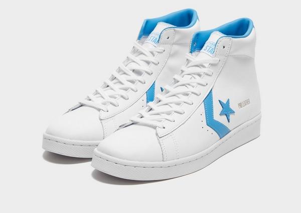 Shop den Converse Pro Leather Hi Herren in White | JD Sports