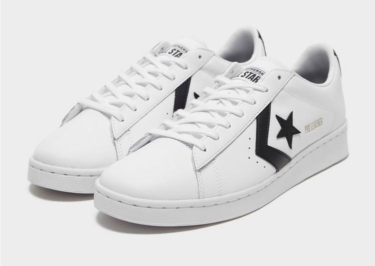 Shop den Converse Pro Leather Herren in White | JD Sports