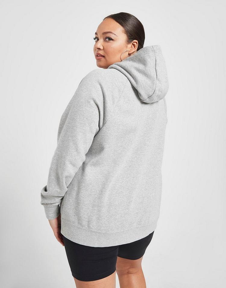 Nike Essential Full Zip Plus Size Hoodie