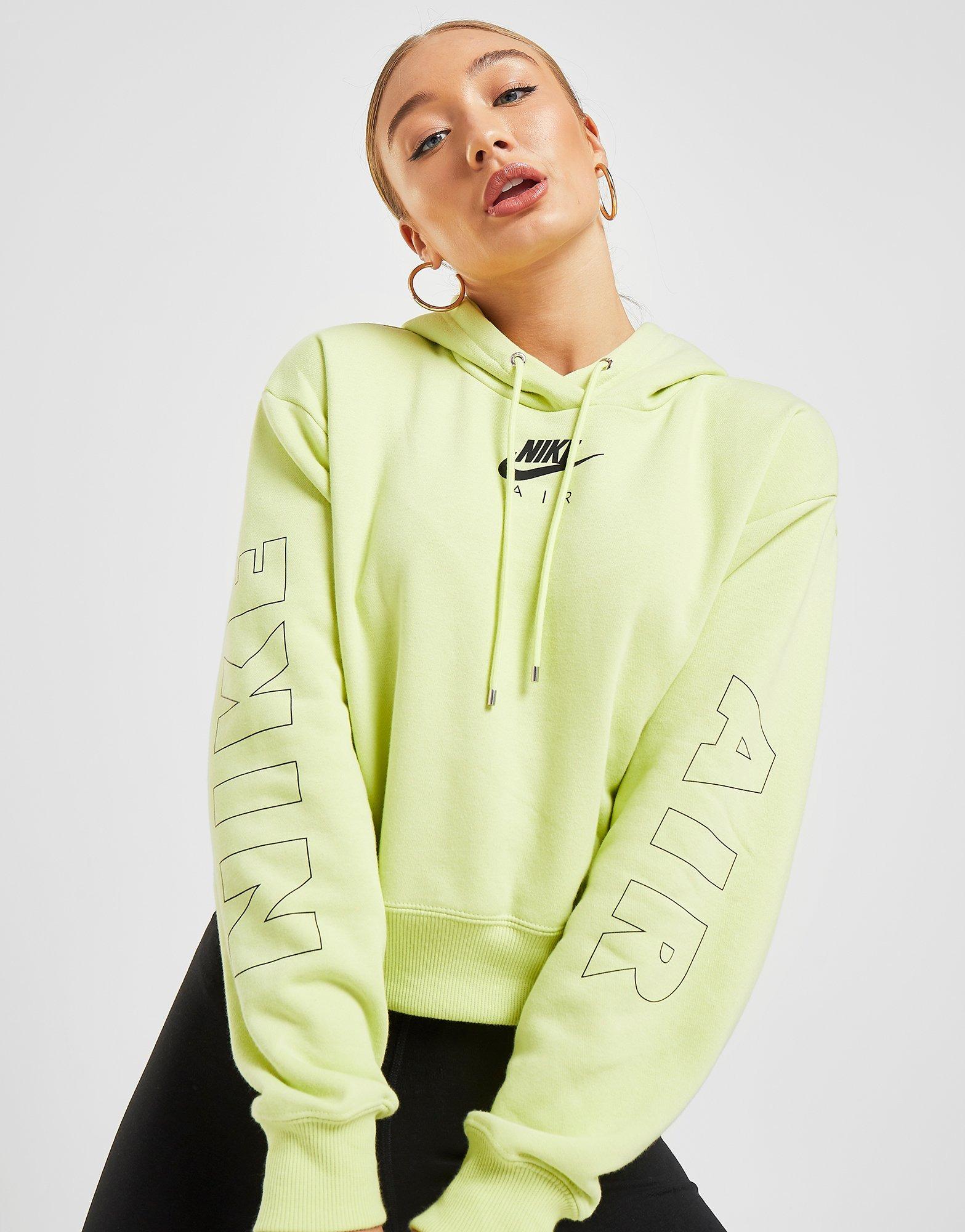 Nike Sweat à Capuche Air Fleece Femme   JD Sports