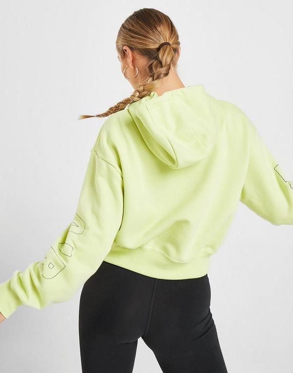 Acherter Vert Nike Sweat à Capuche Air Fleece Femme   JD Sports