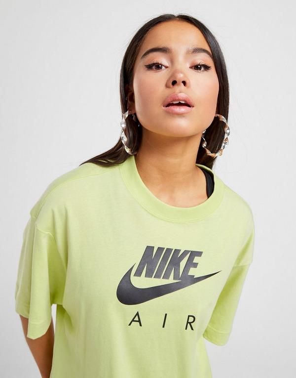 Nike Air Boyfriend T Shirt Damen
