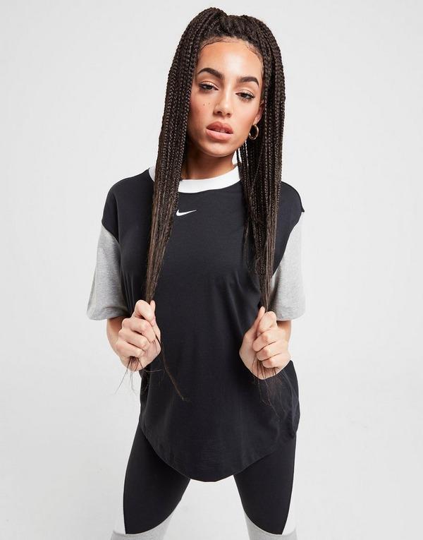 Nike Colour Block Essential Boyfriend T-Shirt