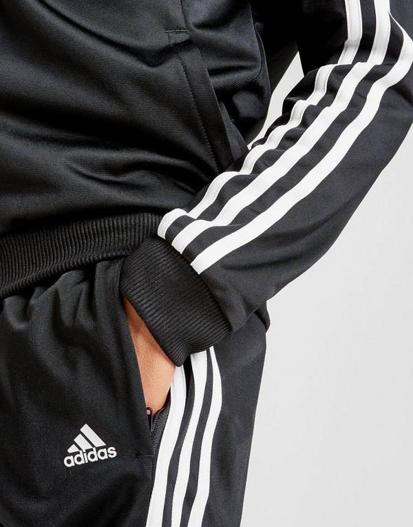 Shop den adidas Tiro Trainingsanzug Kinder in Schwarz   JD
