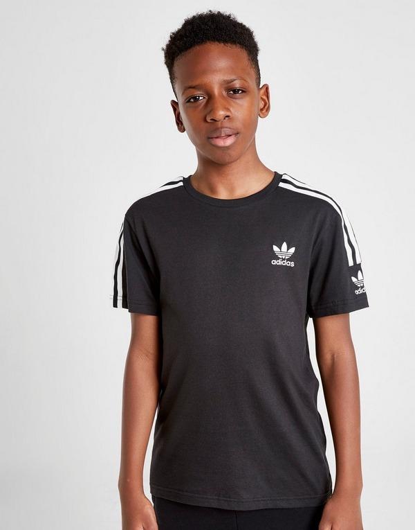 Acherter Noir adidas Originals T shirt Lock Up Enfant   JD