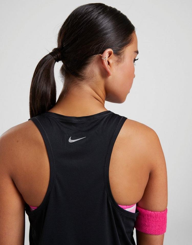 Nike Running Miler Swoosh Tank Top