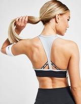 Nike Running Swoosh Colour Block Bra