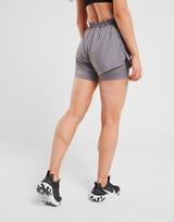 Nike Running 10K 2 in 1 Shorts