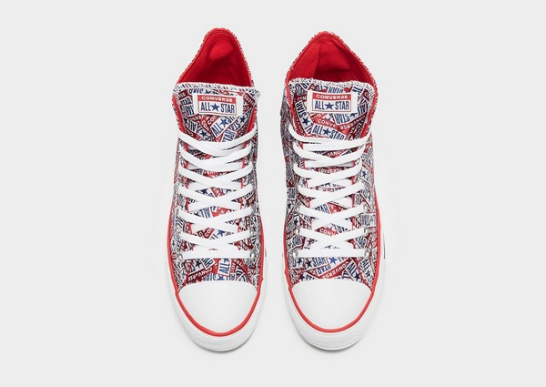 Converse All Star Hi Logo Play