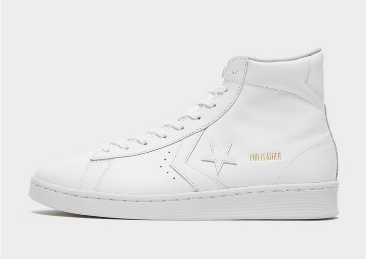 Buy White Converse Pro Leather | JD Sports