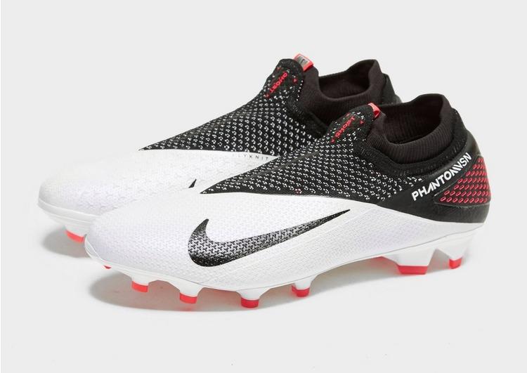 disfruta el precio de liquidación materiales superiores hermosa en color Buy White Nike Phantom Vision 2 Elite FG | JD Sports
