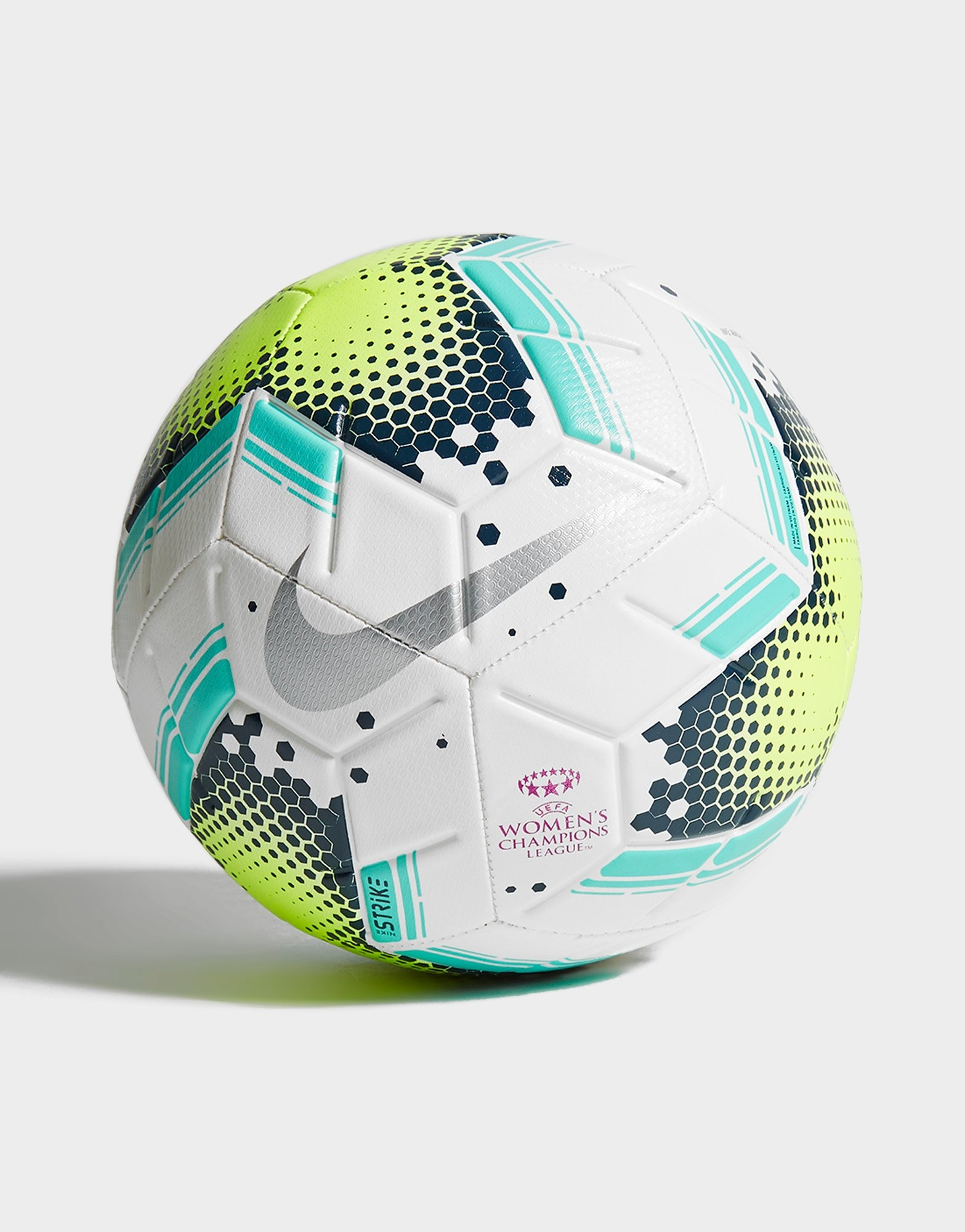 Nike Bola de futebol Women's Champions League 20 Strike | JD Sports
