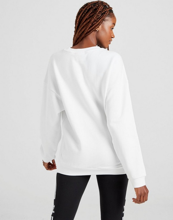 adidas Originals Repeat Trefoil Crew Sweatshirt | JD Sports