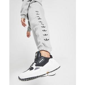adidas Originals Pantalon de survêtement Repeat Trefoil Fleece Femme