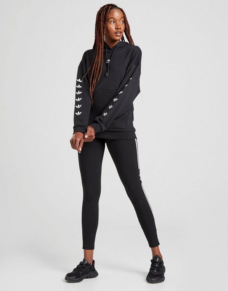 adidas Originals Sweat à capuche Repeat Trèfle Femme   JD Sports