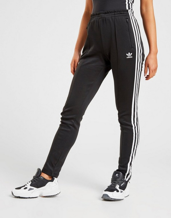 Buy Black adidas Originals SS Track Pants