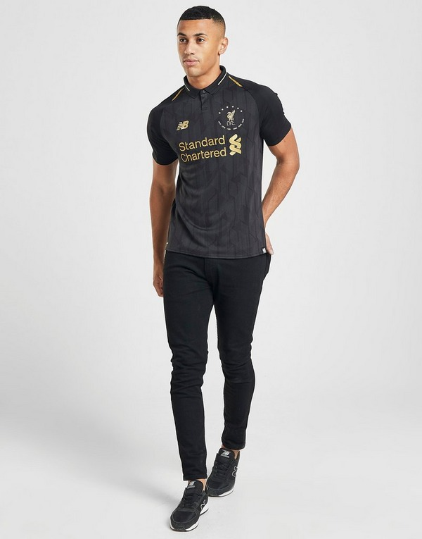 New Balance Liverpool FC 18/19 '6 Times' Home Shirt