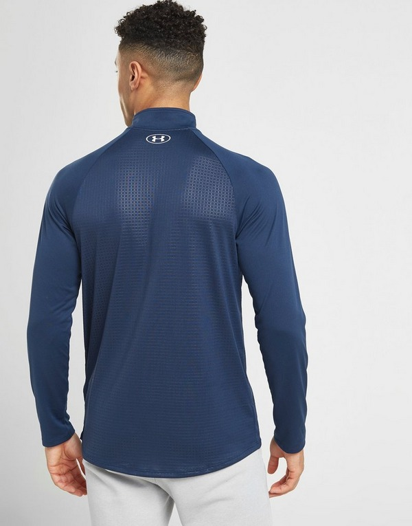 Under Armour Tech Grid 1/2 Zip Track Top