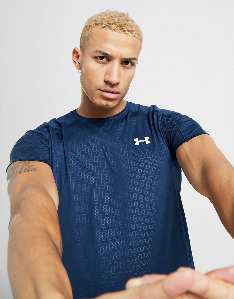 Under Armour T-shirt MK1 Grid Homme