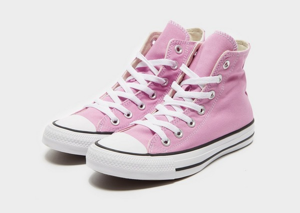 Compra Converse All Star High para mujer en Rosa | JD Sports