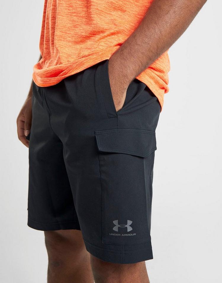 Under Armour Woven Cargo Shorts