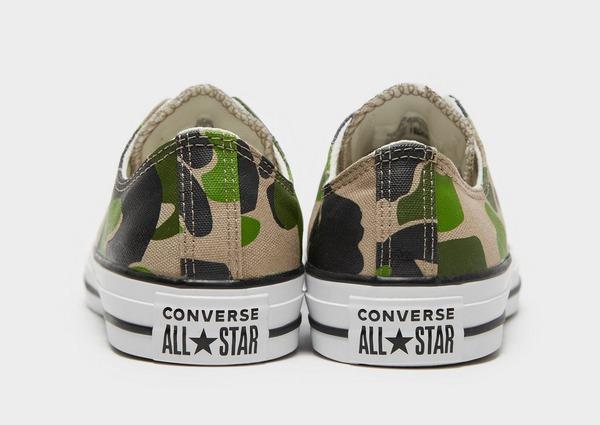 converse all star verde bottiglia