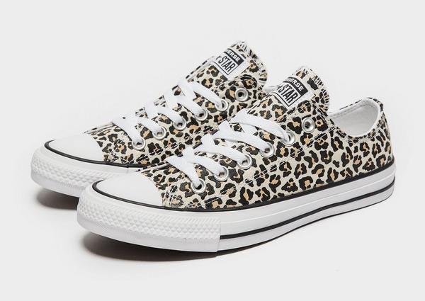 converse leopardate