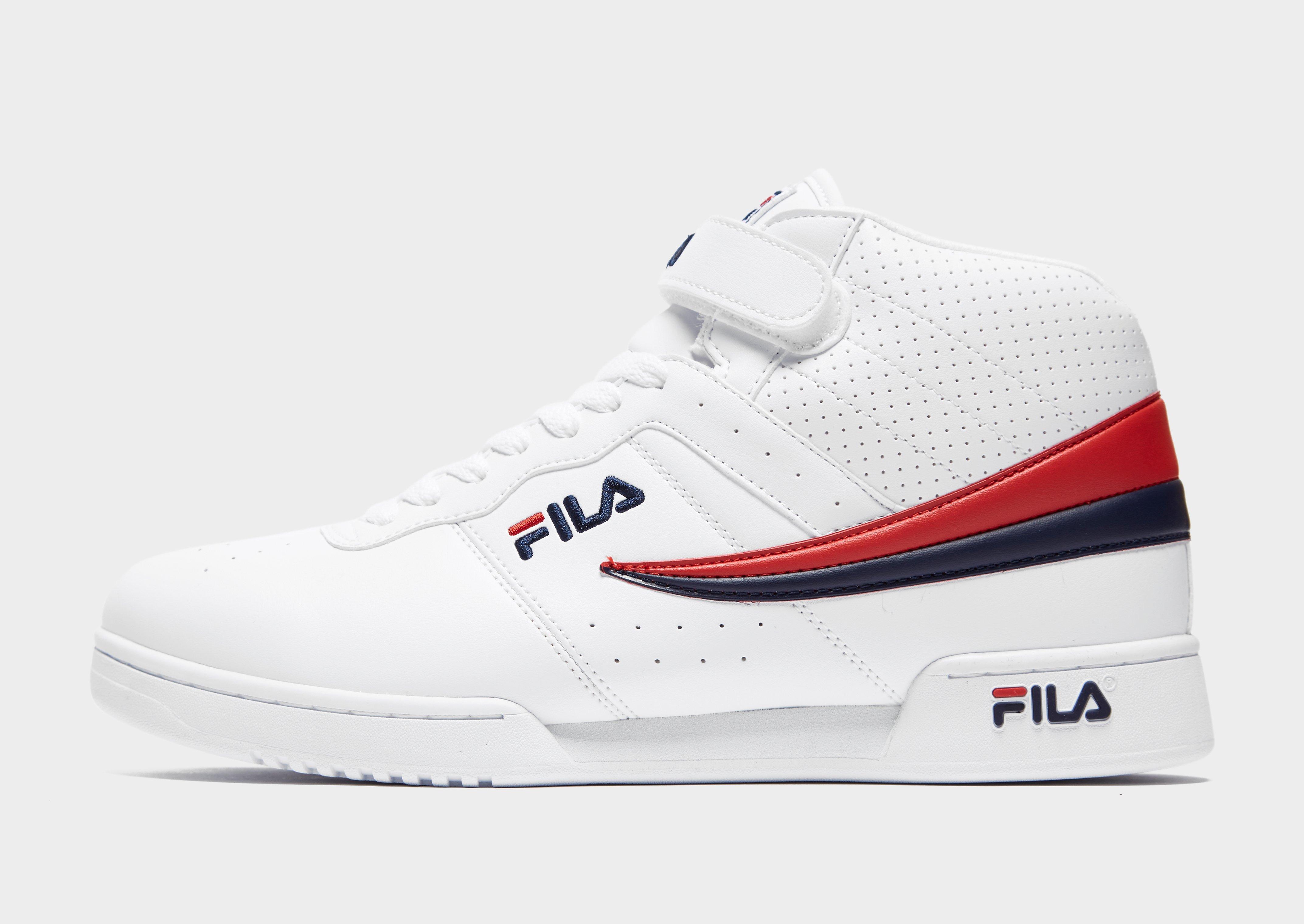 FilaF-13-M - F-13 - Homme Homme, Blanc (