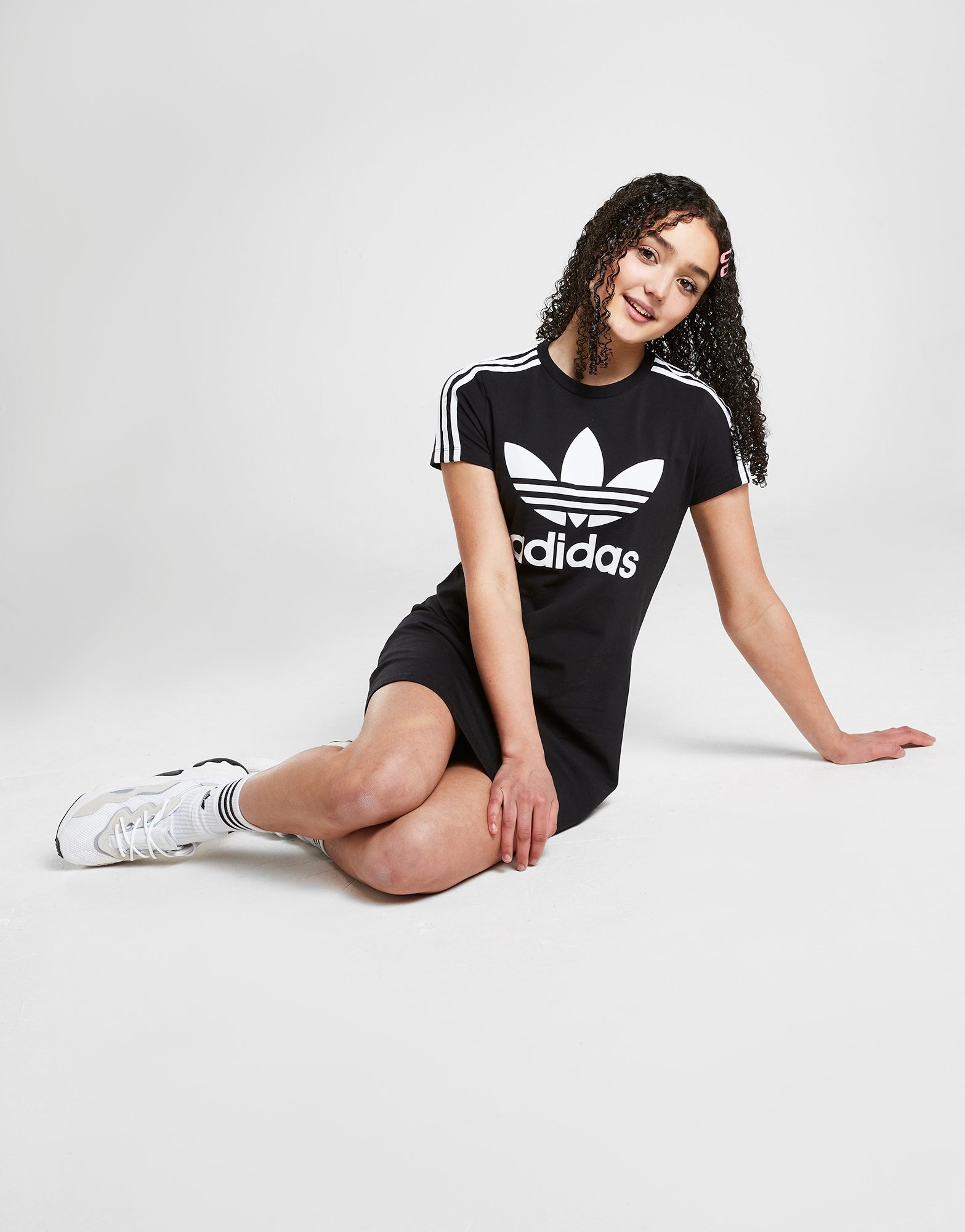 punto final por favor confirmar Tóxico  adidas Originals Girls' Skater Dress Junior | JD Sports
