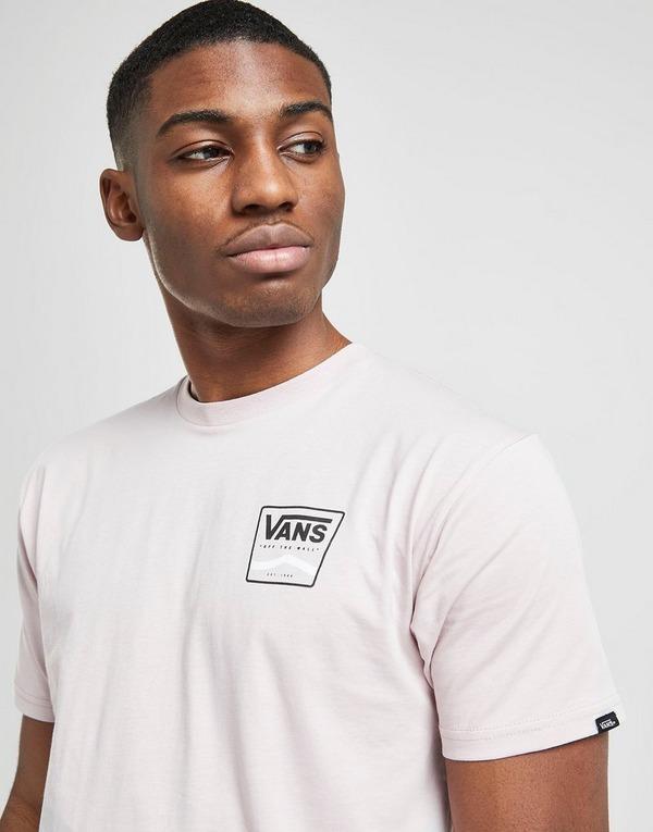 Vans T-Shirt Sidestripe Homme