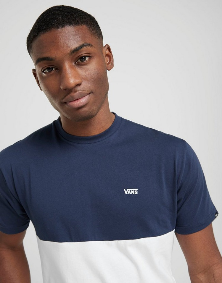Vans Colour Block T-Shirt
