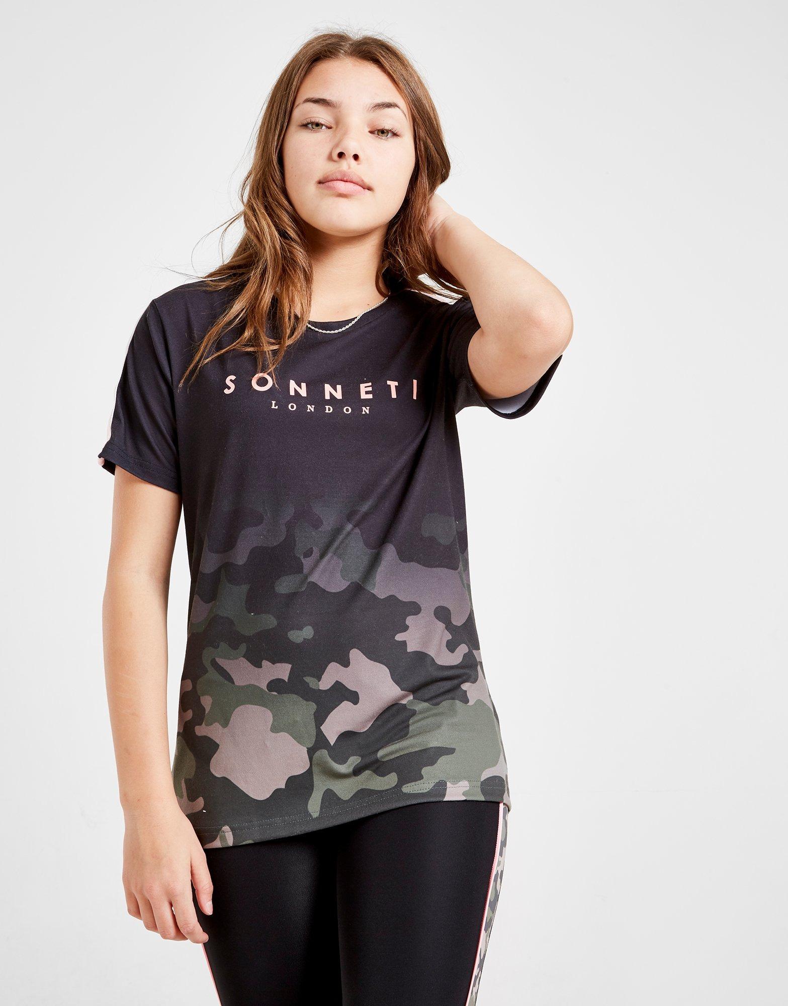 adidas Originals Camo Boyfriend T Shirt | JD Sports