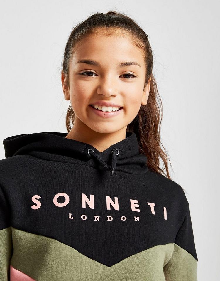 Sonneti Girls' Frankie Panel Hoodie Junior