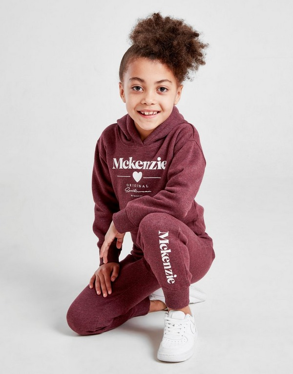 McKenzie Mini Poppy Overhead Tracksuit Children