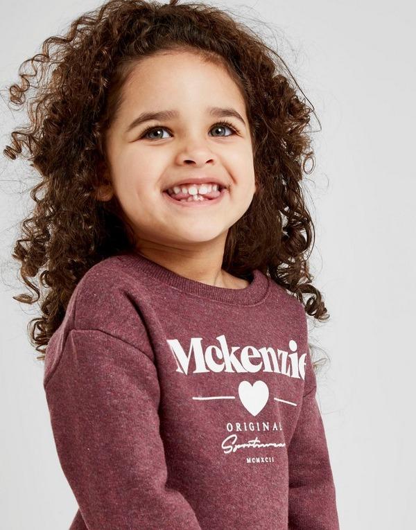 McKenzie Girls' Micro Poppy Tracksuit Infant