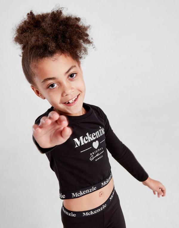 McKenzie Girls' Mini Robyn Long Sleeve T-Shirt Children