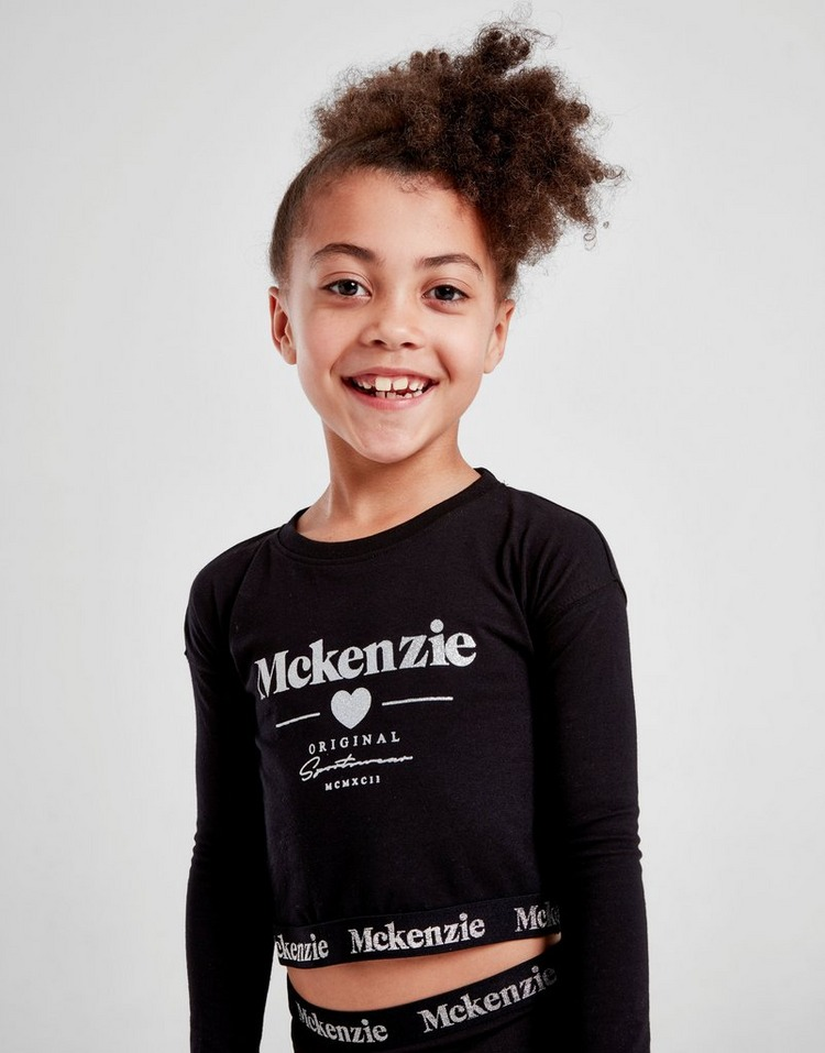 McKenzie Girls' Mini Robyn Long Sleeve T-Shirt Children